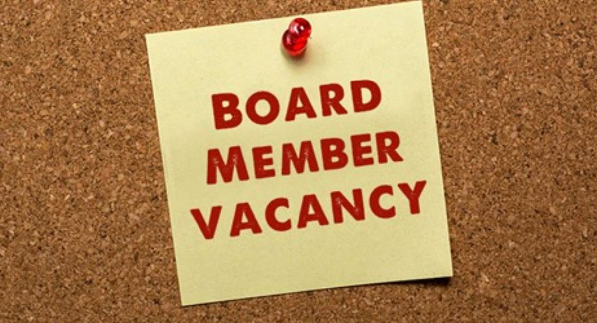 Filling Board Vacancies While Ensuring the Staggering of Terms - Isaacson  Law